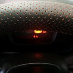 Renault Kwid Climber steering wheel