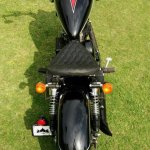Royal Enfield Classic 350 Multi Spoke Bobber by XLNC Customs top