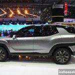 SsangYong XAVL concept side 2017 Geneva Motor Show Live