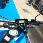 Suzuki Gixxer day in Mumbai instrumentation
