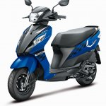 Suzuki Lets Blue BSIV India