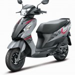 Suzuki Lets Grey BSIV India