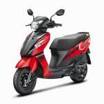Suzuki Lets Red BSIV India