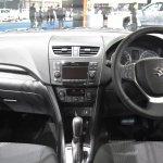 Suzuki Swift RX-II dashboard showcased at the BIMS 2017