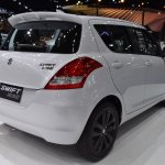 Suzuki Swift RX-II rear three quarter showcased at the BIMS 2017