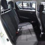 Suzuki Swift RX-II showcased rear cabin at the BIMS 2017