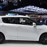 Suzuki Swift RX-II side showcased at the BIMS 2017