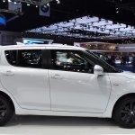 Suzuki Swift RX-II side showcased at the BIMS 2017