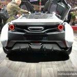 Tamo Racemo rear 2017 Geneva Motor Show