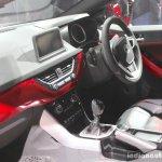 Tata Nexon Geneva Edition interior at the 2017 Geneva Motor Show