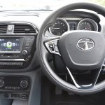 Tata Tigor dashboard driver side