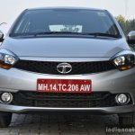 Tata Tigor diesel front First Drive Review