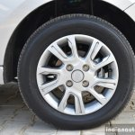Tata Tigor diesel wheel First Drive Review