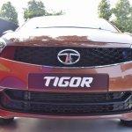 Tata Tigor front fascia