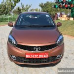 Tata Tigor front petrol First Drive Review