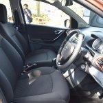 Tata Tigor front seats