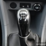 Tata Tigor gear lever First Drive Review