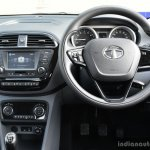 Tata Tigor interior First Drive Review