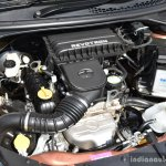 Tata Tigor petrol engine bay First Drive Review