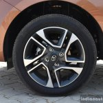 Tata Tigor petrol wheel First Drive Review