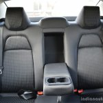 Tata Tigor rear armrest First Drive Review