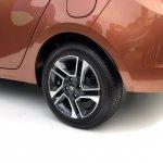 Tata Tigor rear wheel