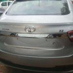 Tata Tigor starts arriving at dealerships rear