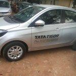 Tata Tigor starts arriving at dealerships side