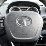 Tata Tigor steering First Drive Review