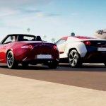 Toyota GT 86 vs. Tata Tamo Racemo virtual drag race