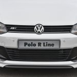 Volkswagen Polo R-Line front grille