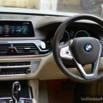2017 BMW 7 Series M-Sport (730 Ld) dashboard Review