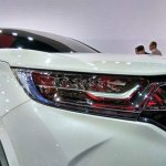 2017 Honda CR-V headlamp at Auto Shanghai 2017