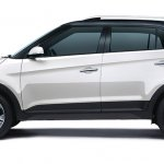 2017 Hyundai Creta left side