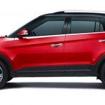 2017 Hyundai Creta profile
