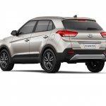 2017 Hyundai Creta rear three quarters