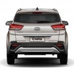 2017 Hyundai Creta rear