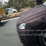 2017 Hyundai Verna (3rd gen) headlamp spied up close