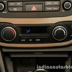 2017 Hyundai Xcent India launch AC control