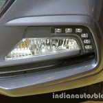 2017 Hyundai Xcent India launch foglamp