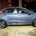 2017 Hyundai Xcent India launch side