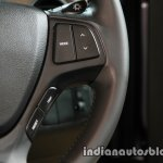 2017 Hyundai Xcent India launch steering wheel right