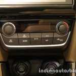 2017 Maruti Dzire (3rd gen) automatic climate control unveiled