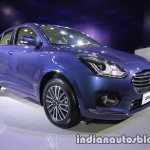 2017 Maruti Dzire (3rd gen) front three quarter unveiled