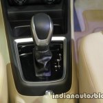 2017 Maruti Dzire (3rd gen) gear selector unveiled