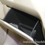 2017 Maruti Dzire (3rd gen) glovebox unveiled