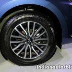 2017 Maruti Dzire (3rd gen) wheel unveiled