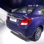 2017 Maruti Dzire bootlid revealed