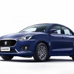 2017 Maruti Dzire front press image