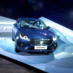 2017 Maruti Dzire front view revealed